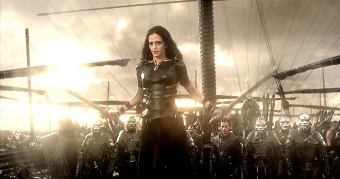 300 спартанцев: Расцвет империи» - AprilClub News