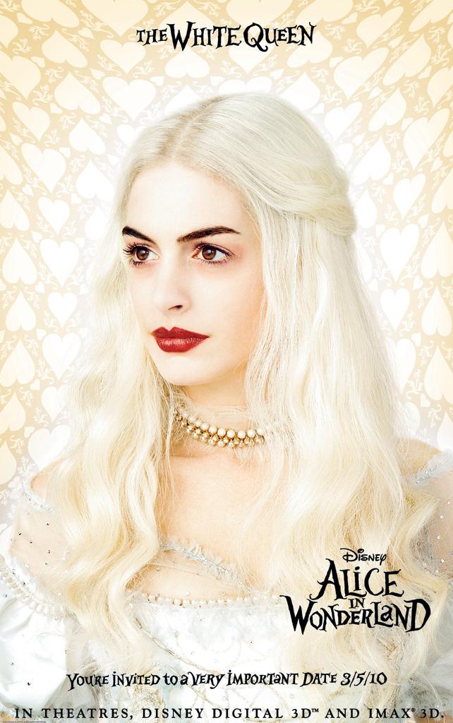 Алиса в стране чудес постеры кадров у