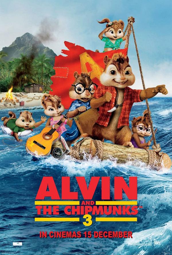 Элвин и бурундуки 1, 2, 3, 4 (все части) смотреть фильм