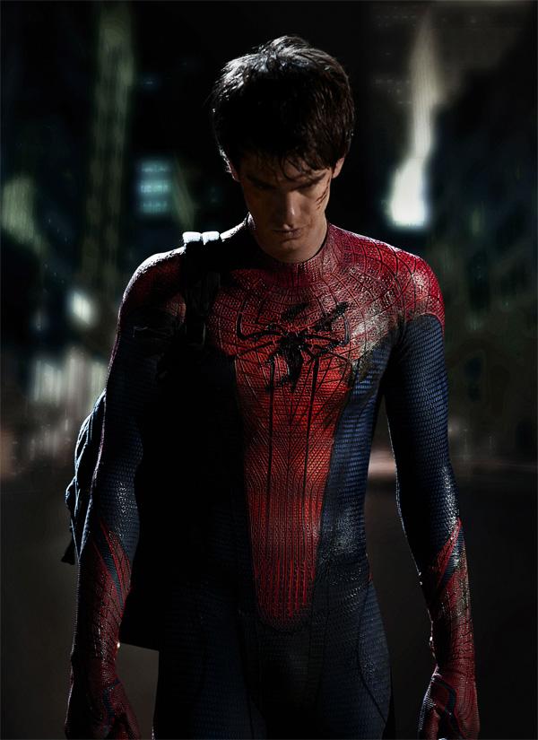 Человек паук удивительный человек