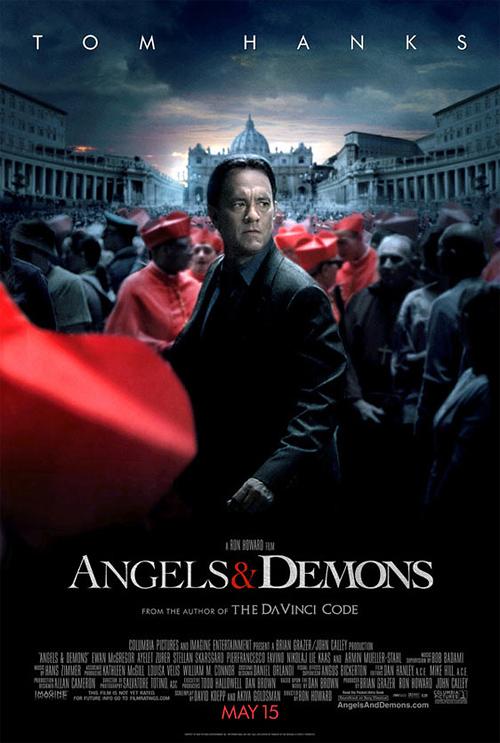 ангелы и демоны трейлер русский
