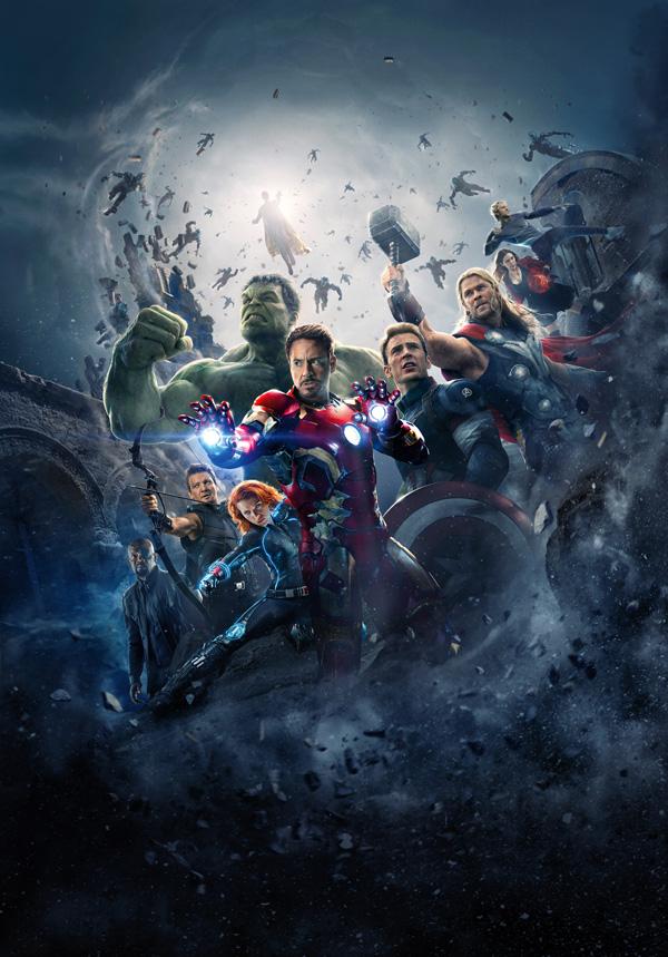 «Онлайн Смотреть   Мстители 2 Эра Альтрона» — 2015