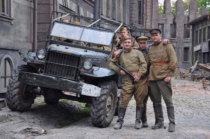 Кино про танкистов