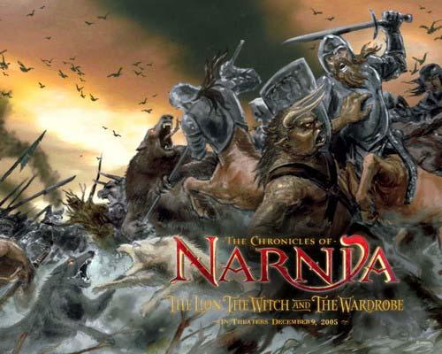«Хроники Нарнии: Лев, Колдунья И Волшебный Шкаф» — 2005