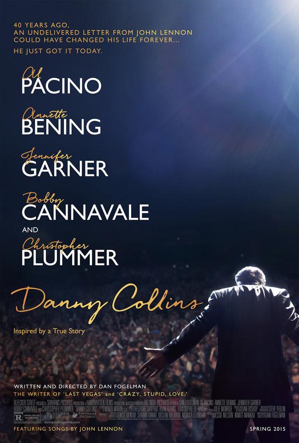 Второй шанс, Дэнни Коллинз, постеры