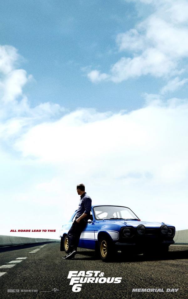 Форсаж 6 постеры кадров у фильма