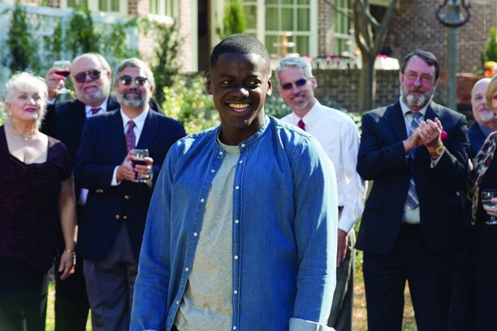 Триллер «Прочь» выдвинут на «Золотой глобус» в номинации «лучшая комедия или мюзикл»
