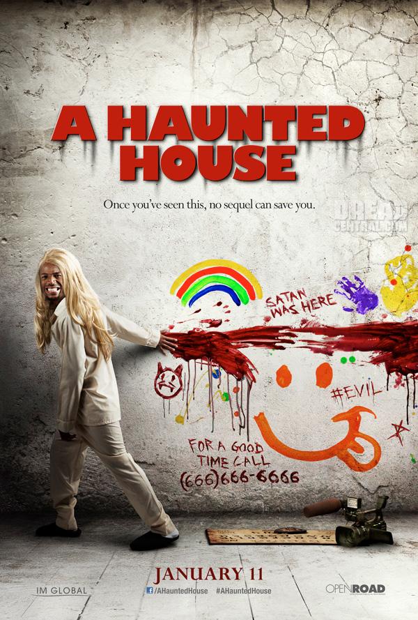 Дом с паранормальными явлениями