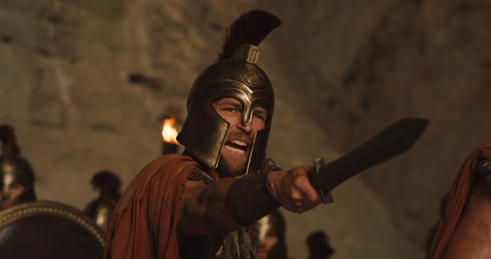 «Геракл: Начало Легенды» — 2014