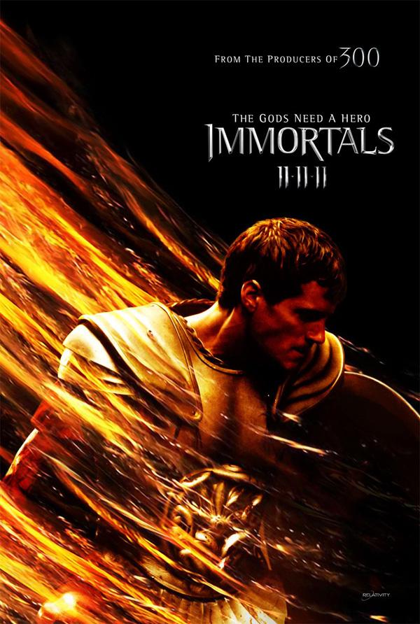 фильм война богов 2