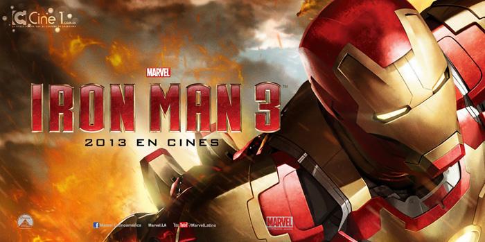 Железный человек 3 постеры кадров у