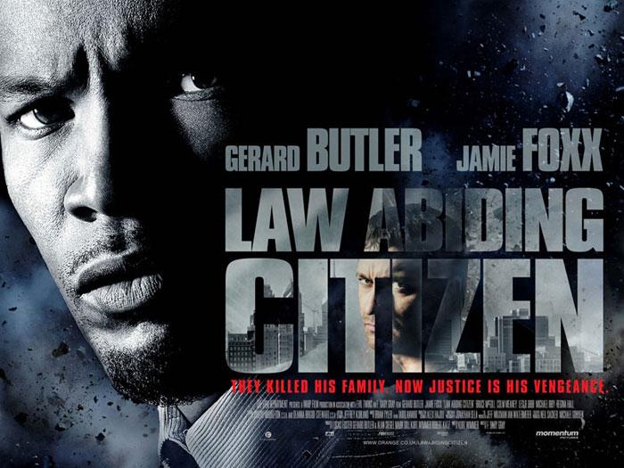 Фильм «Законопослушный Гражданин» — 2009