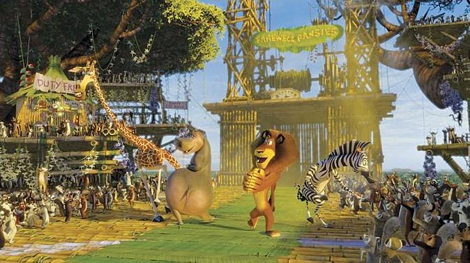 «Смотреть Мультфильм Мадагаскар-2 В Хорошем Качестве» / 2006