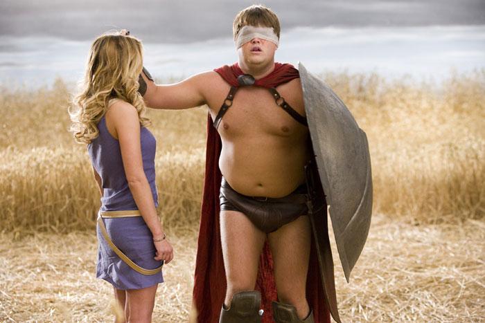 знакомство со спартанцами 2