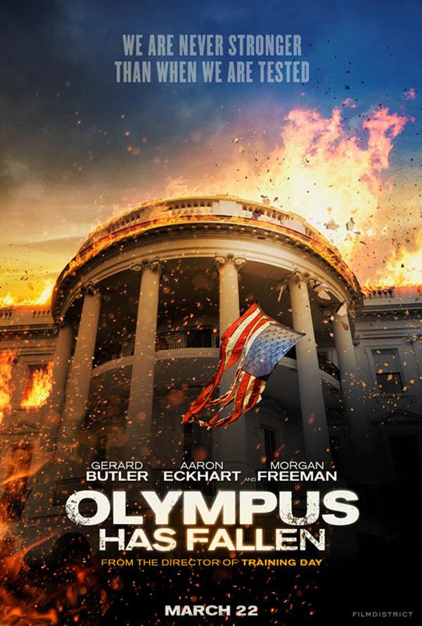 фильм смотреть онлайн падение олимпа: