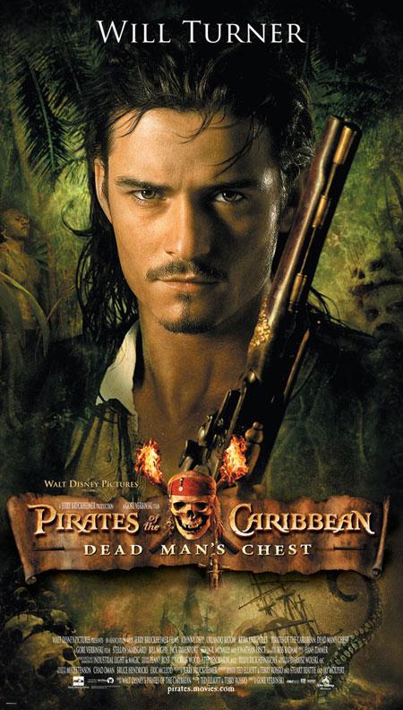 Пираты карибского моря 2 сундук