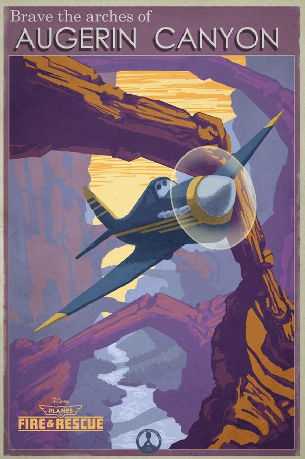 «Самолеты: Огонь И Вода» / 2014
