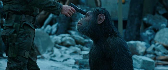 """Бокс-офис США: 14-16 июля, """"Планета обезьян"""" отступает"""