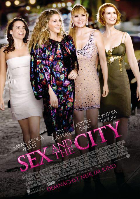 Секс в большом городе, Sex and the City: Movie трейлеры.