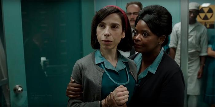 """Форма воды"" 14 раз номинирована на Critics' Choice Awards"