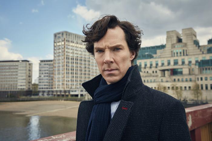 """Новый эпизод """"Шерлока"""" стал в Британии популярнее обращения королевы"""