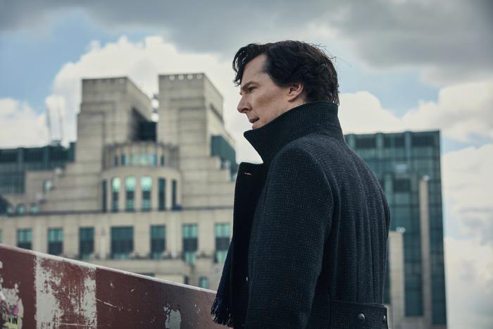 """""""Шерлок"""": 4 сезон: Игра в бисер"""