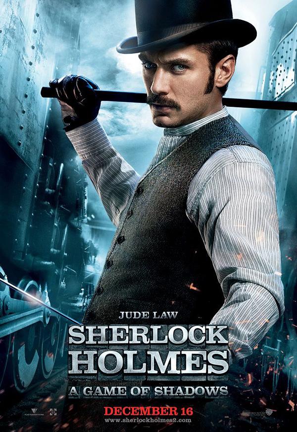 «Sherlock Holmes Сериал» — 2013