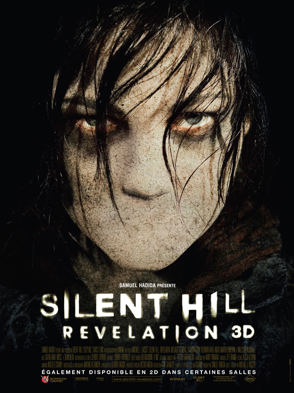 Silent Hill: Revelation 3D (2012) Full Movie Watch Online