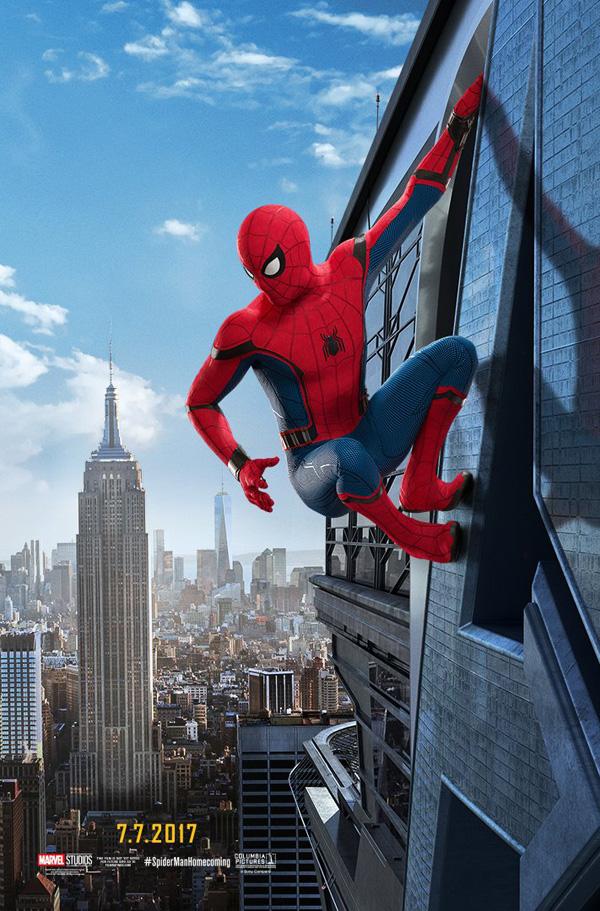 смотреть паук человек кино