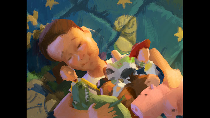скачать торрент мультфильм история игрушек-3