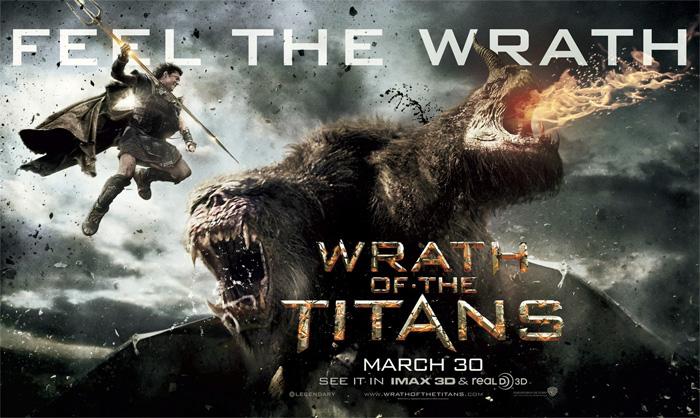 битва титанов смотреть 2: