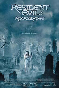 Обитель Зла 2: Апокалипсис – Эротические Сцены