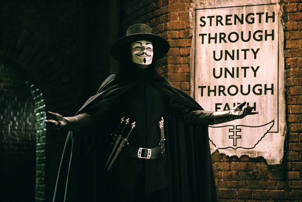 V значит Вендетта: Необыкновенный терроризм | Кинокадр