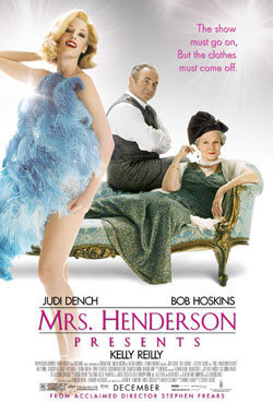 Миссис Хендерсон представляет / Mrs. Henderson Presents (Стивен Фрирз) [2005, Великобритания, комедия, исторический, DVD9]