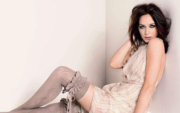 Эмили блант фото для журнала