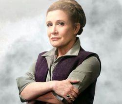 Lucasfilm не станет воссоздавать образ Кэрри Фишер для «Звёздных войн: Эпизода 9»