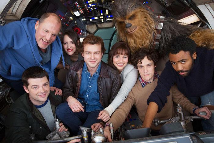 Хан Соло. Звёздные войны. Истории / Han Solo Star Wars Story [2018]: Боб Айгер раскрыл детали фильма «Хан Соло. Звёздные войны. Истории»