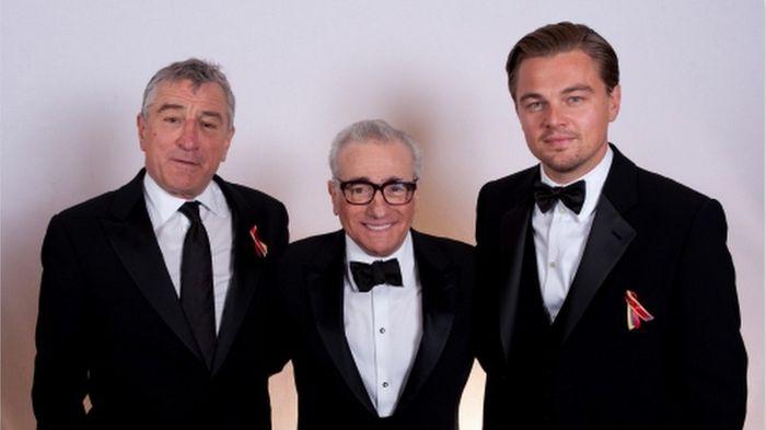 Леонардо ДиКаприо иРоберт ДеНиро снимутся в кинофильме Мартина Скорсезе