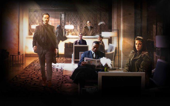 Телевизионный спин-офф «Джона Уика» расскажет про отель для киллеров