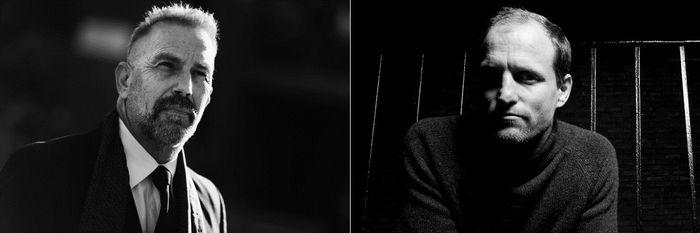 Кевин Костнер и Вуди Харельсон присматриваются к ролям охотников на Бонни и Клайда