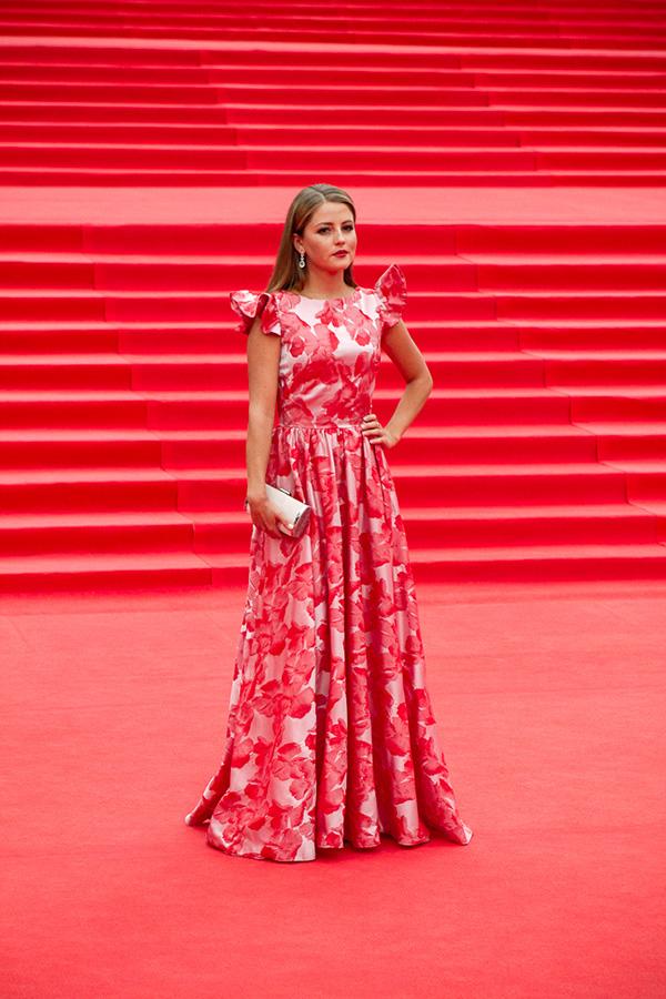 Платья Московского Международного Кинофестиваля 2017
