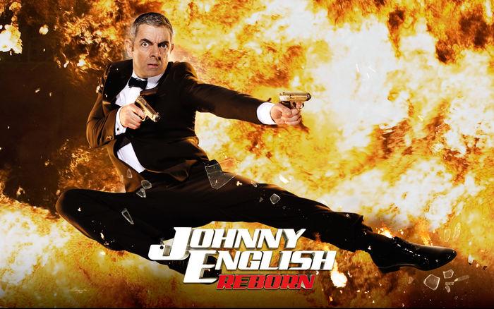 Working Title анонсировала производство «Агента Джонни Инглиша 3»