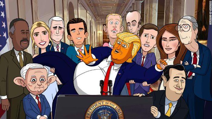 Бестселлер о президентстве Дональда Трампа станет сериалом