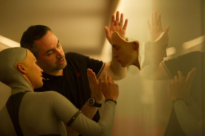 Алекс Гарланд снимет новый фантастический сериал