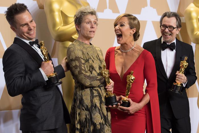 """Фрэнсис Макдорманд потеряла и нашла свой """"Оскар"""""""
