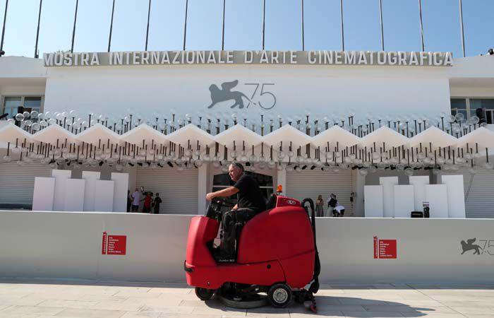 Открывается 75 Венецианский кинофестиваль